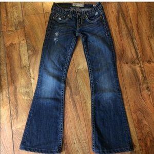 MEK Oaxaca style jeans from The Buckle
